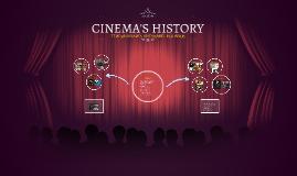 CINEMA'S HISTORY