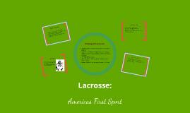 Copy of Lacrosse
