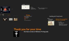 Alchemy Printing Labs