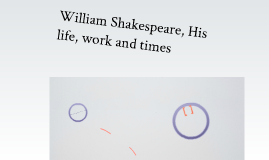 William Shakespeare, His life, Work and Times