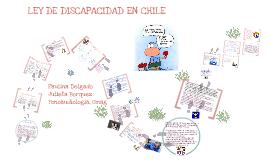 Copy of Copy of LEGISLACIÓN DISCAPACIDAD