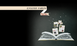 ENGLISH  FABLES