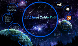 All About Table Salt