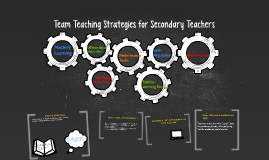 Team Teaching Strategies for Secondary Teachers