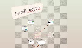 Install Jupyter