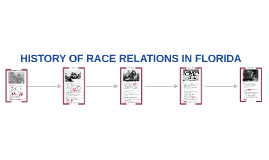 Florida Race Relations History