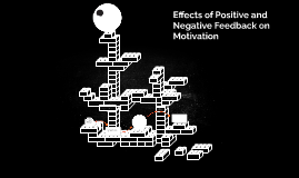 Effects of Positive and Negative Feedback on Motivation