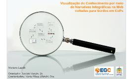 Copy of Visualização do conhecimento por meio de narrativas infográf