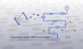 Ensamblado del SILL INR en la carroseria