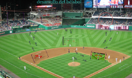 desarrollo del béisbol