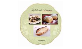 Les Desserts Francaises