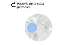 Tabla peridica moderna by paola ochoa on prezi historia de la clasificacin de los elem urtaz Images