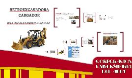 RETROEXCAVADORA CARGADOR
