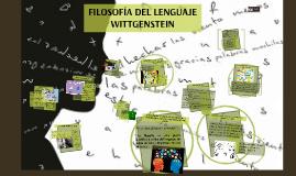 Copy of FILOSOFÍA DEL LENGUAJE - WITTGENSTEIN