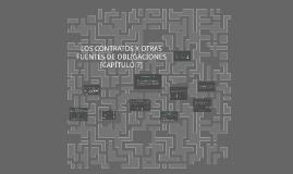 LOS CONTRATOS Y OTRAS FUETES DE OBLIGACIONES