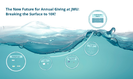 New Future for Annual Giving at JMU