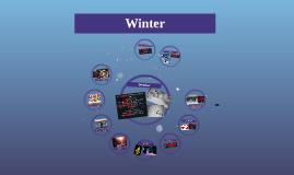 Spanish winter