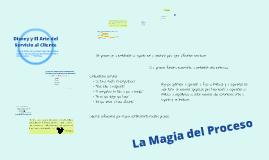 Copy of Disney y El Arte del Servicio al Cliente