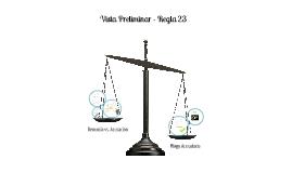 Copy of Inicios de los Procedimientos para la Vista Preliminar