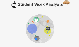 Student Work Analysis