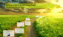 Contemporary Youth Work - The journey we will take...