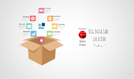 Hackett's Big Data Lab - 'in a box offering
