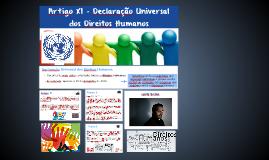 Declaraçao Universal dos Direitos Humanos
