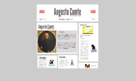 Aguste Comte