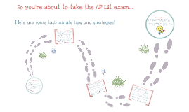 AP Lit tips