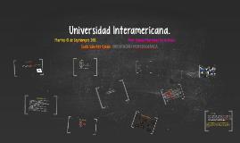 Universidad Interamericana.