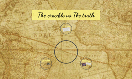 The crucible vs The truth