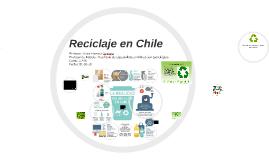Reciclaje en Chile