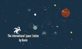 Copy of International Space Station by Navin
