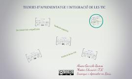 Teories d'aprenentatge i integració de les TIC