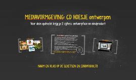 CD HOESJE ontwerpen