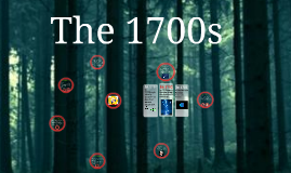 The 1700s