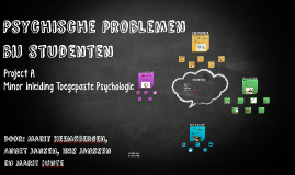 Psychische problemen bij studenten