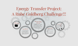 Energy Transfer Project: