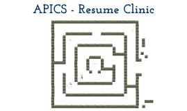 APICS Resume Clinic