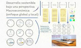 Desarrollo sostenible bajo una perspectiva Macroeconómica (e