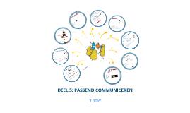 Passend communiceren