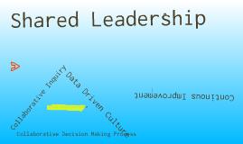 Copy of Shared Leadership