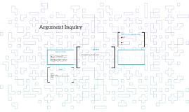Argument Inquiry
