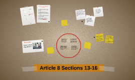 Article 8 sections 13-16