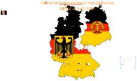 Deutsch Advance Organizer