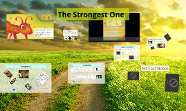 Copy of The Strongest One Reading Street - 1-5