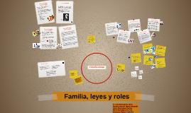 Familia, leyes y roles