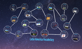 Latin America Vocabulary