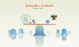Bienvenido a Xochimilco