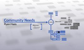 Community Needs